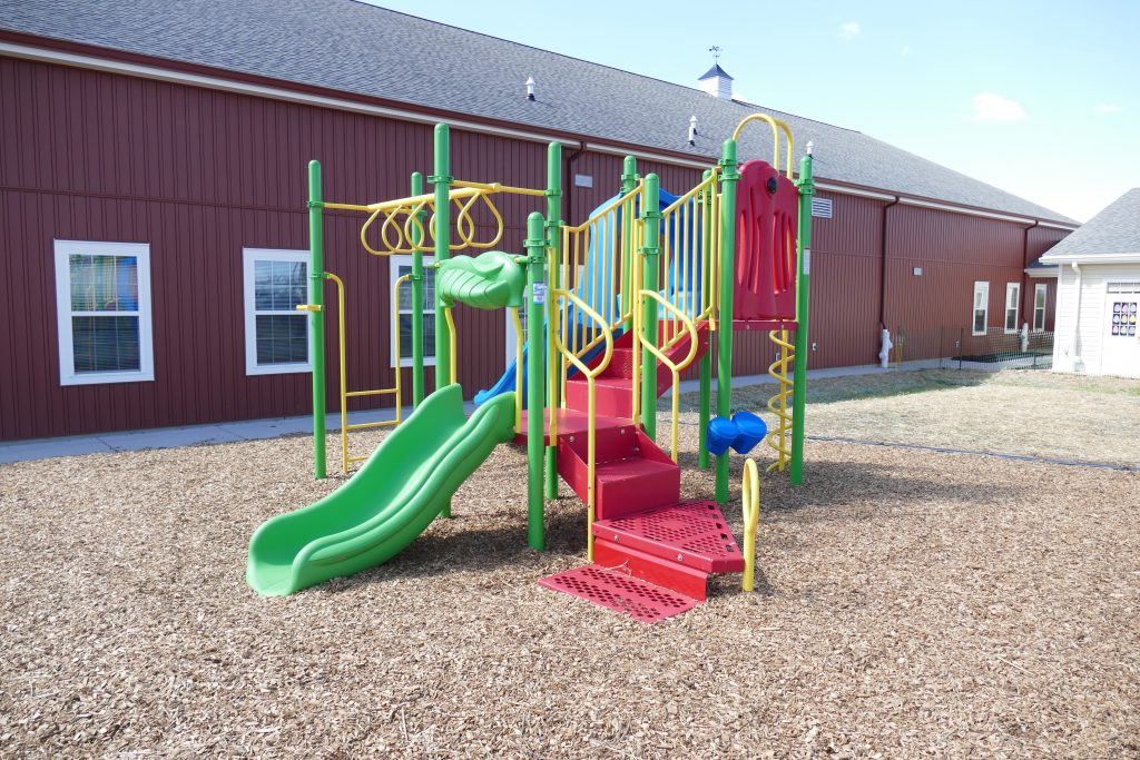 The Valley School New Market Playground Childcare Center Daycare